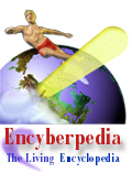 Surf's up at Monte Cristo and Encyberpedia
